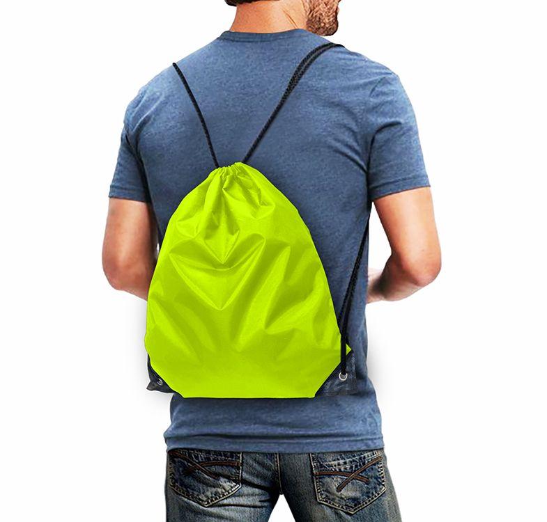 Túi dù dây rút đơn giản